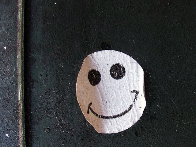 """smile"" by Alice, Creative Commons"
