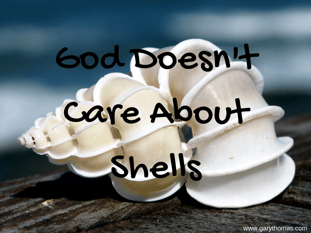 God Doesn't Care About Shells