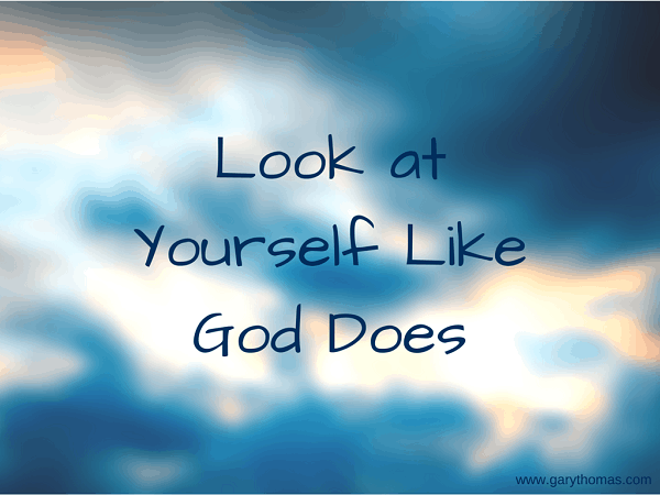 Look at Yourself Like God Does final