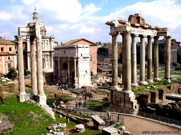 Rome Forum final