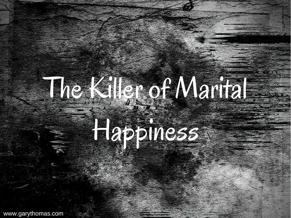 The Killer of Marital Happiness final