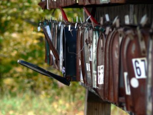 Personal Mail boxes