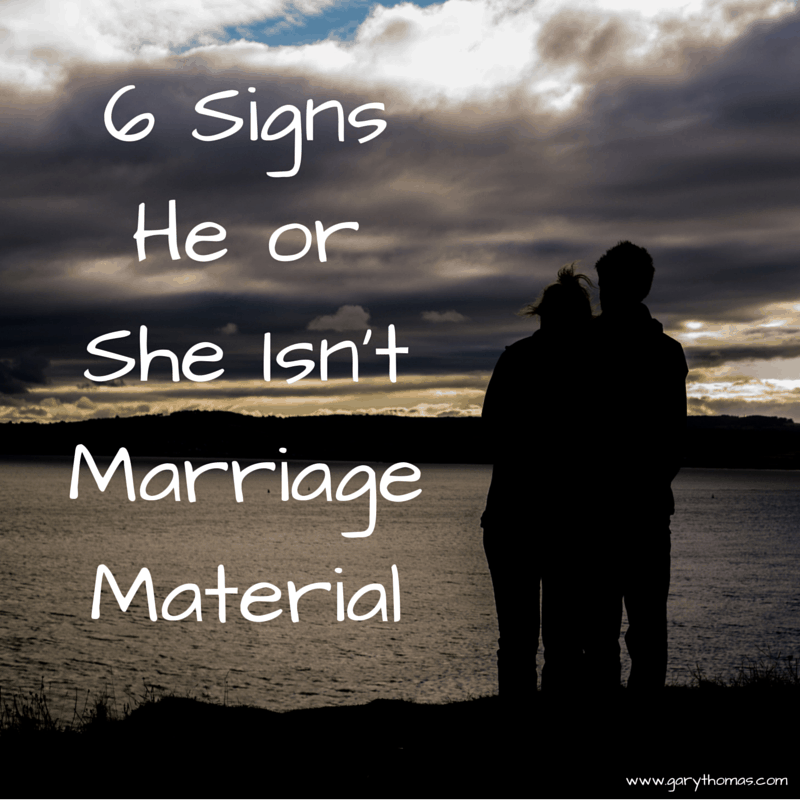 signs of a broken marriage