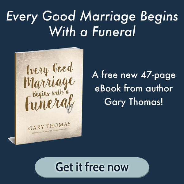 God Didn't (and Won't) Tell You to Marry Your Spouse | Gary
