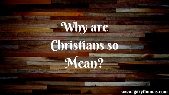 why are christians so